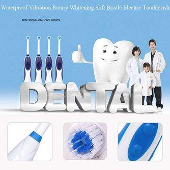Waterdichte Elektrische Tandenborstel van Goede Kwaliteit