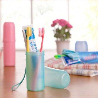 Tandenborstelbakje voor op Reis