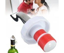 Flessenstop met Clip