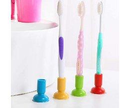 Tandenborstelhouder met Zuignap