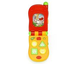 Speelgoedtelefoons met Geluid