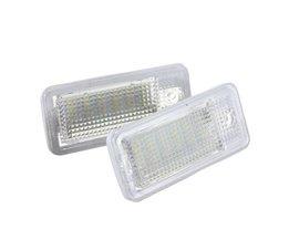 LED Kentekenverlichting Voor Audi
