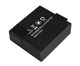 3.7 V Li-ion Batterij Voor Camera