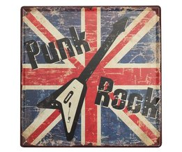 Decoratief Punk & Rock Bord