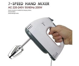 Mixer met 7 Standen