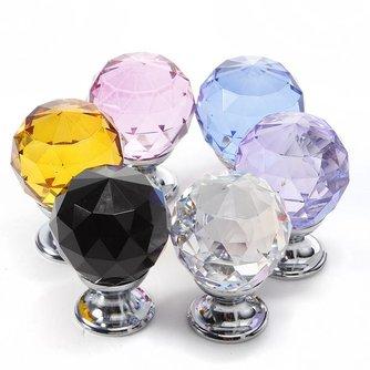 Kristallen Deurknop
