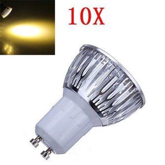 LED Lampen Met GU10 Fitting