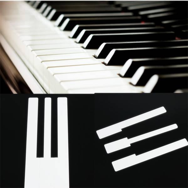 Piano toetsen repareren