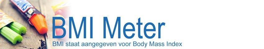 BMI vs Huidplooimeter