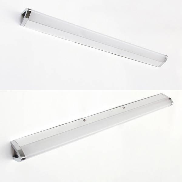 Spiegel LED Lamp voor in Badkamer of Slaapkamer I MyXLshop (SuperTip)