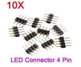 LED Strip Connectors 4pin