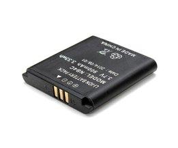 3.7 V 900mAh Batterij voor AMKOV JQ-1 Camera