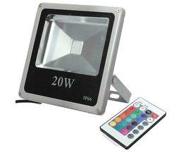LED Werklicht 20W