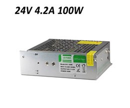 LED Strip Transformator 110-260V naar 24V 4A