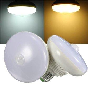 Automatische Lamp E27 LED PIR