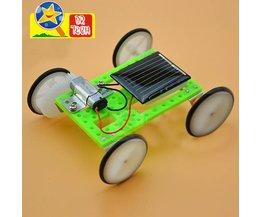 Solar Speelgoed Auto DHZ