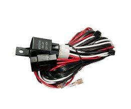Relais Zekering met Draad voor Auto 5 Pins