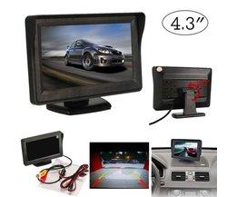 """LCD DVD autoscherm 4.3"""""""