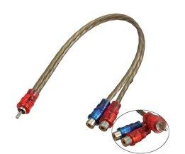 RCA Y-Kabel