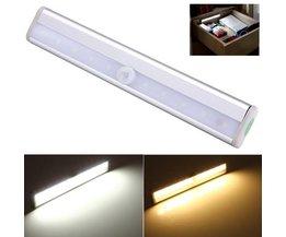 LED Kastverlichting Met Automatische Sensor