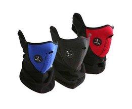 Mond Masker voor Motorrijden en Snowboarden