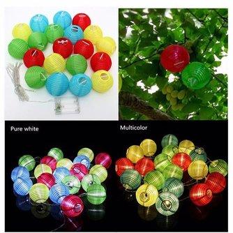 Chinese Lampions voor Feesten in 2 Kleuren