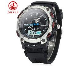 Ohsen AD1209 Analoog-Digitaal Horloge