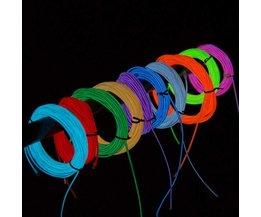 Elwire 1m Neon Licht