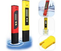 Draagbare Digitale PH Meter