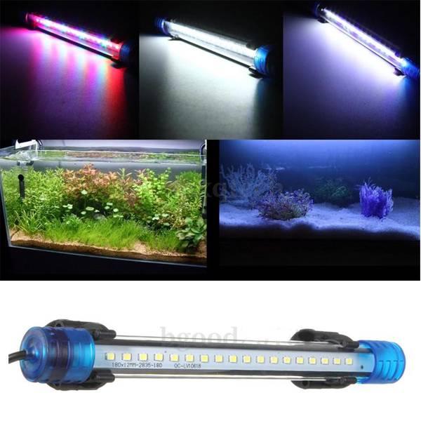 Zachte LED-Verlichting voor Aquarium