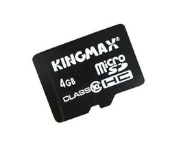 Micro SD kaart 4GB