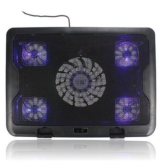 Laptop Standaard Met Ventilator