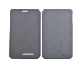 Tablet Case Van Leer Voor CHUWI VI8