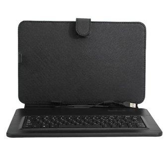 Tablet Hoes met Keyboard 10\'\'
