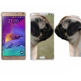Spiegel Screenprotector Samsung Galaxy Note 4