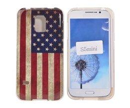 Hoesje Voor Je Samsung Galaxy S5 Mini