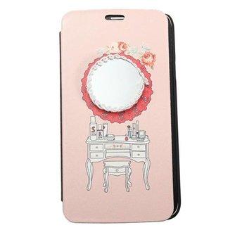Roze Hoesje Voor Samsung Galaxy S5