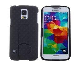 Case Cover voor Samsung Galaxy S5 I9600 met Riem Clip