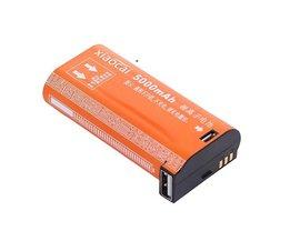 Originele GSM Batterij 5000mAH Voor Xiaocai X6