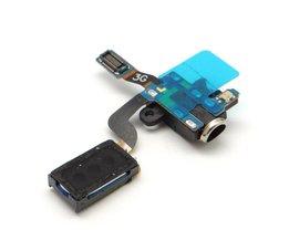 Luistergedeelte en Volume Knop Flex Kabel voor Samsung Note 3