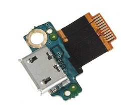 USB Oplaad Poort Connector voor HTC Incredible S2