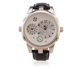 Horloges met Grote Wijzerplaat