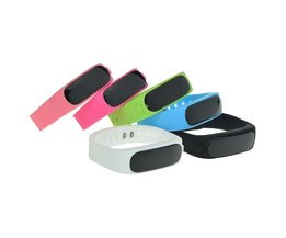 Pedometer Armband H9 met Bluetooth