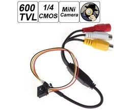 600TVL Pinhole Camera