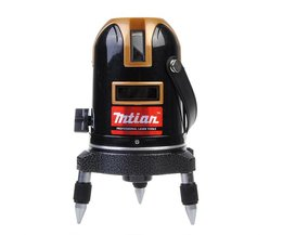 Mtian Cross Laser Level 360 graden