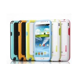 Tweekleurig Samsung Galaxy Note 3 N9000 Hoesje