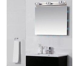 LED badkamerverlichting voor spiegel