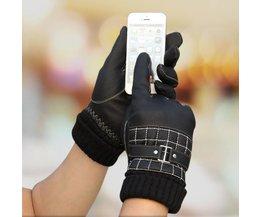 Touchscreen Motorhandschoenen