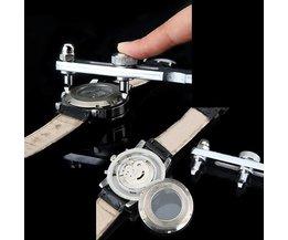 Horloge Openen met Horlogekastopener