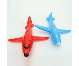 Opblaasbaar Vliegtuig